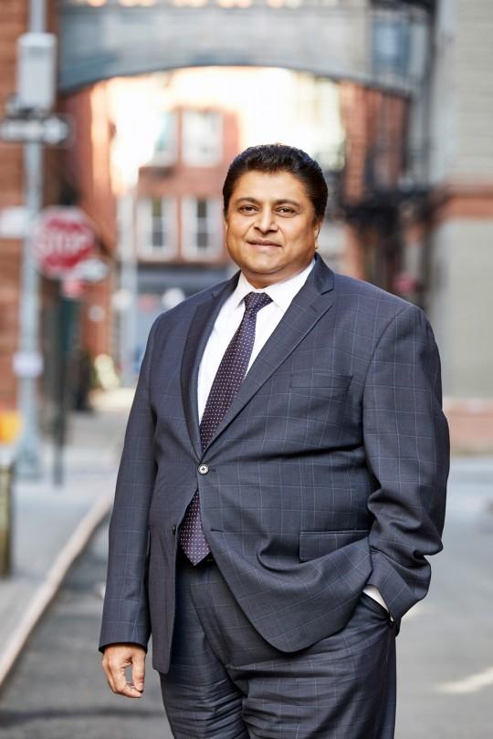Sam Mohabir